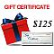 Gift Certificate - $125