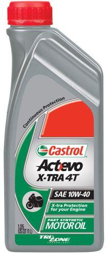 Castrol 10w40 sintetico moto